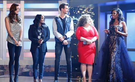 Celebrity Big Brother Premiere