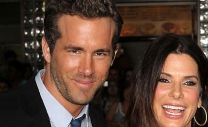 "Sandra Bullock and Ryan Reynolds ""Can't Stay Apart"" ... According to Tabloid"