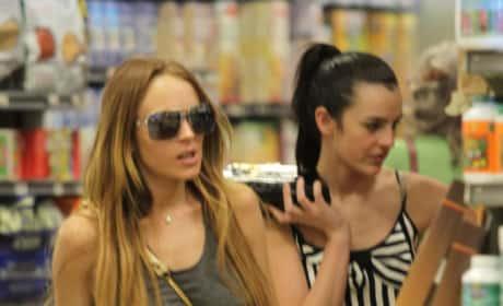 Lindsay and Ali