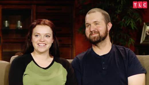 Maddie Brown and Caleb Brush