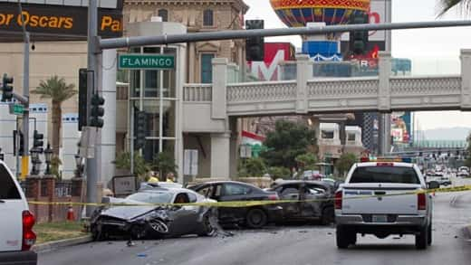 Vegas Scene