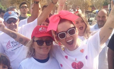 Miley Cyrus for ALS