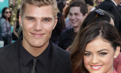 when did chris zylka and lucy hale start dating