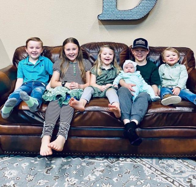Josh and Anna's Kids at Home