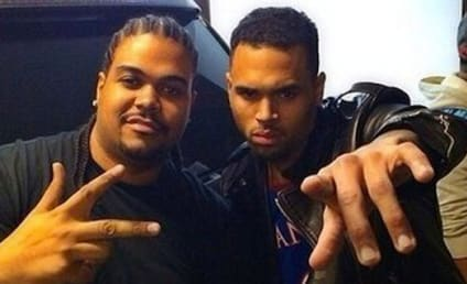 Chris Brown: Partying With Trey Songz on Break From Rehab!