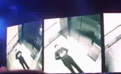 Britney in Madonna Show