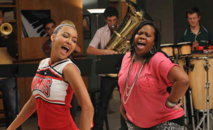 Did Glee Cross the Line?