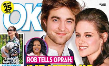 Kristen Stewart: Not Even a Tiny Bit Pregnant
