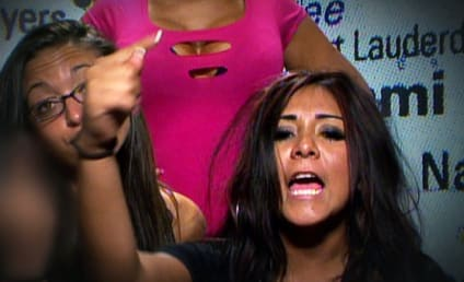 Jersey Shore Recap: You're a Drunk Skank With No Job