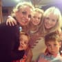 Britney Spears with Family