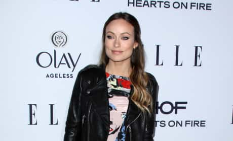 Olivia Wilde: ELLE's Women In Television Celebration