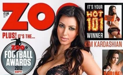 Kim Kardashian Named Hottest Woman in the World By Zoo Magazine!