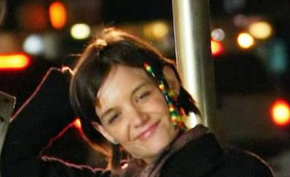 Celebrity Hair Nightmare: Katie Holmes (Again)