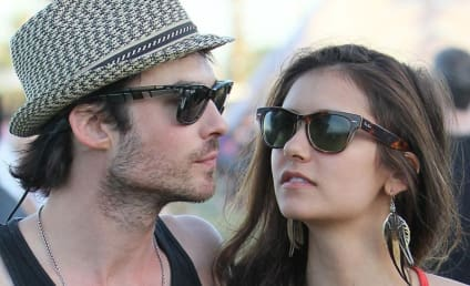 Ian Somerhalder and Nina Dobrev: Back Together?!?