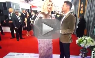 Katy Perry Shades Britney Spears