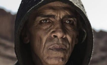 """Satan From """"The Bible"""": President Obama Look-Alike?"""