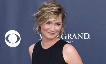 Jennifer Nettles and Justin Miller: Married!
