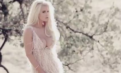 Jessica Simpson Shows Off Insane Cleavage to Sell Jessica Simpson Signature Fragrance