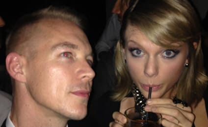 Diplo Talks Taylor Swift Feud: Her Fans Are Scary!