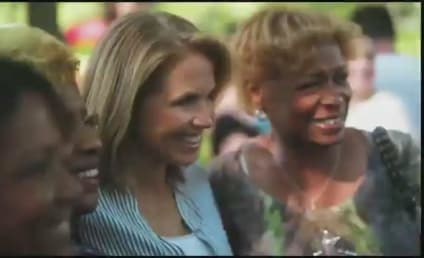 Katie Couric Talk Show: The First Promo!