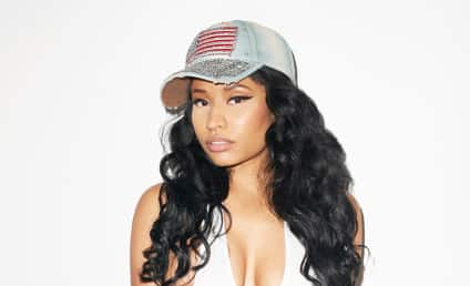 Terry Richardson Nicki Minaj