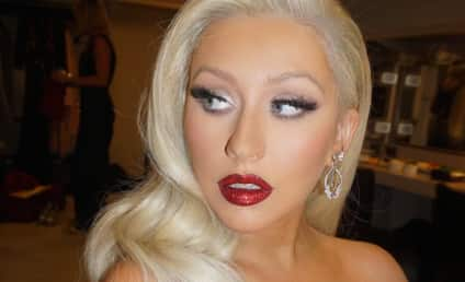 Christina Aguilera: Back to Blonde!