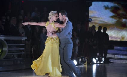 Heather Morris Gets DWTS Boot, Twitter Gets Very Angry