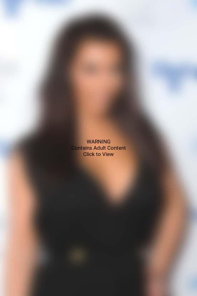 Kim Kardashian and Her Boobs