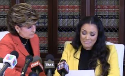 Shantel Jackson: Floyd Mayweather Beat, Choked, Threatened Me With GUN!
