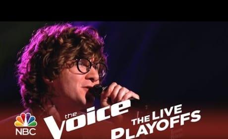 Matt McAndrew - God Only Knows (The Voice Playoffs)