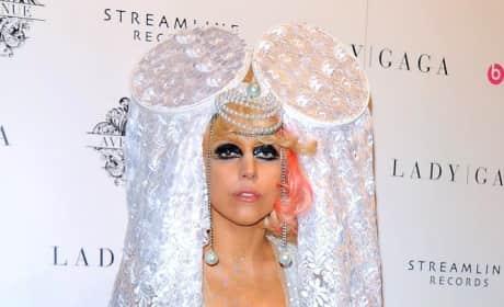 Lady Gaga: VMAs After Party