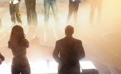 The X Factor Results: This Is It For...