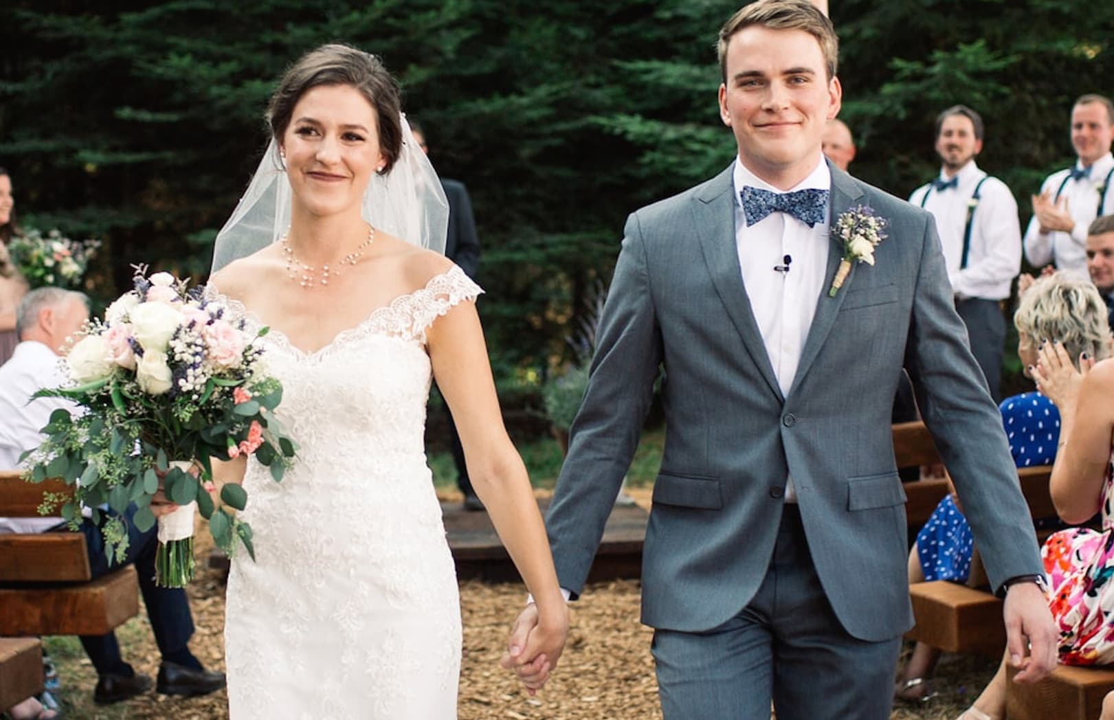 Jeremy roloff weddings the hollywood gossip molly roloff wedding pics little people big day junglespirit Choice Image