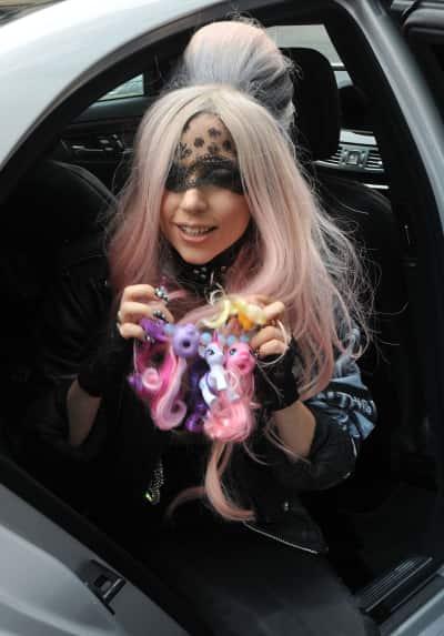 Lady Gaga, My Little Pony