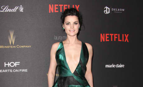 Jaimie Alexander: The Weinstein Company and Netflix 2016 Golden Globes After Party