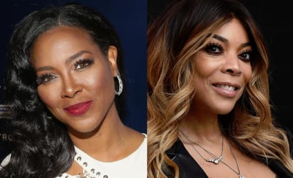 Wendy Williams Blasts Kenya Moore: Your Marriage is a Fraud! You Should Be Fired!