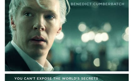 The Fifth Estate Poster: Exposing Secrets