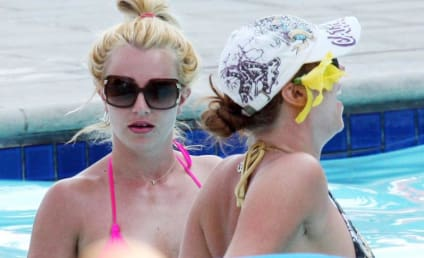 Britney Hates Paris, Possibly Fires Larry Rudolph