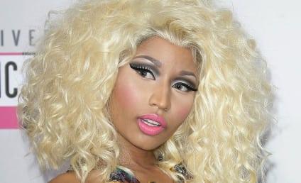 """Nicki Minaj Slams Steven Tyler, """"Racist"""" Comment"""