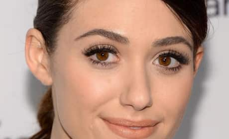 Emmy Rossum to Gynecologist: Do I Know You?
