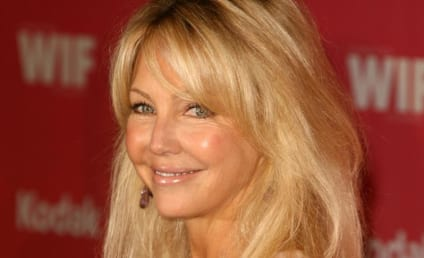 Heather Locklear Checks into Rehab