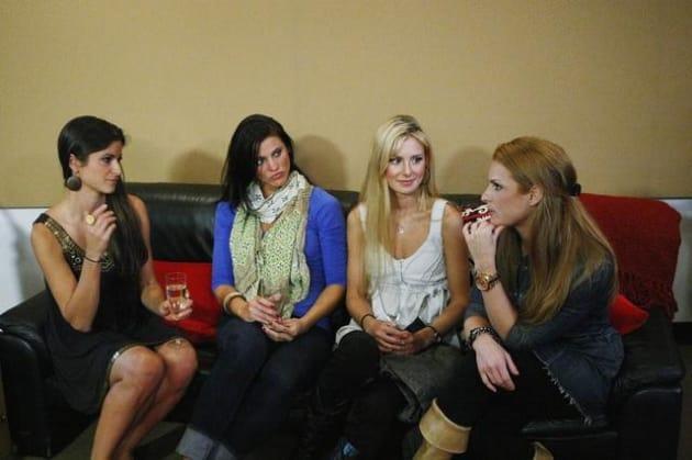 The Women Talk it Over