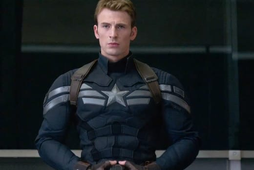 Return of Captain America