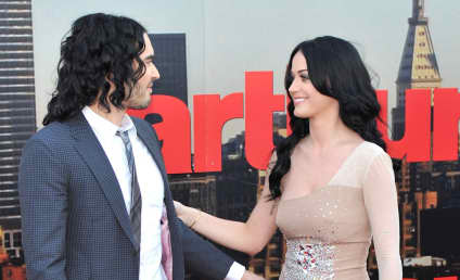 """Katy Perry: """"Part of Me"""" Not a Slap at Russell Brand"""