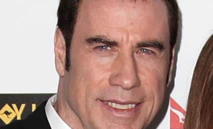 John Travolta Surfaces, Honors Shirley MacLaine