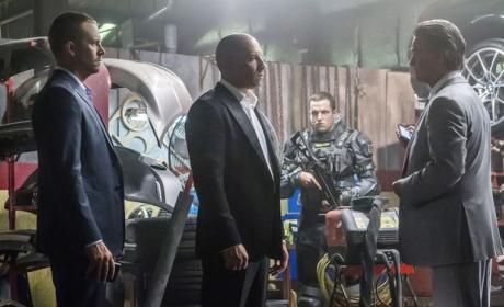 Vin Diesel in Furious 7