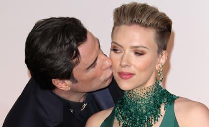John Travolta Gropes Scarlett Johansson, Fails at the Oscars AGAIN!