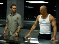 Vin Diesel and Paul Walker