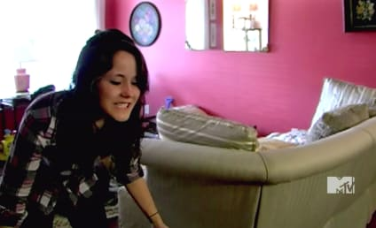 Is Jenelle Evans Cutting Herself?