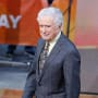 Regis Philbin Attends Today Show